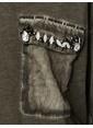 Koton Cep Detaylı Tişört Haki